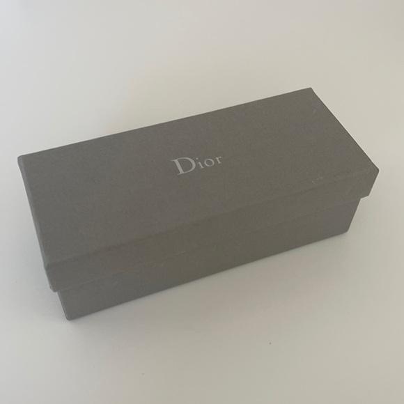 DIOR empty box